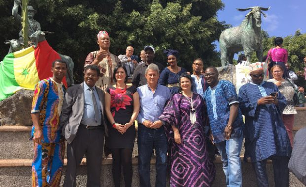 encuentro de emprendedores africanos en Morro Jable