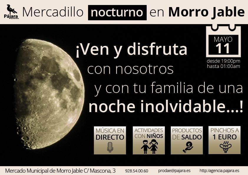 Mercadillo Nocturno en Morro Jable mayo 2018